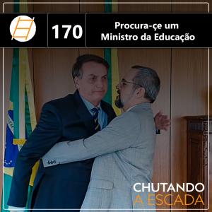 """""""Procura-çe"""" um Ministro da Educação"""