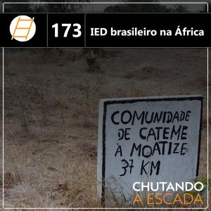 IED brasileiro na África