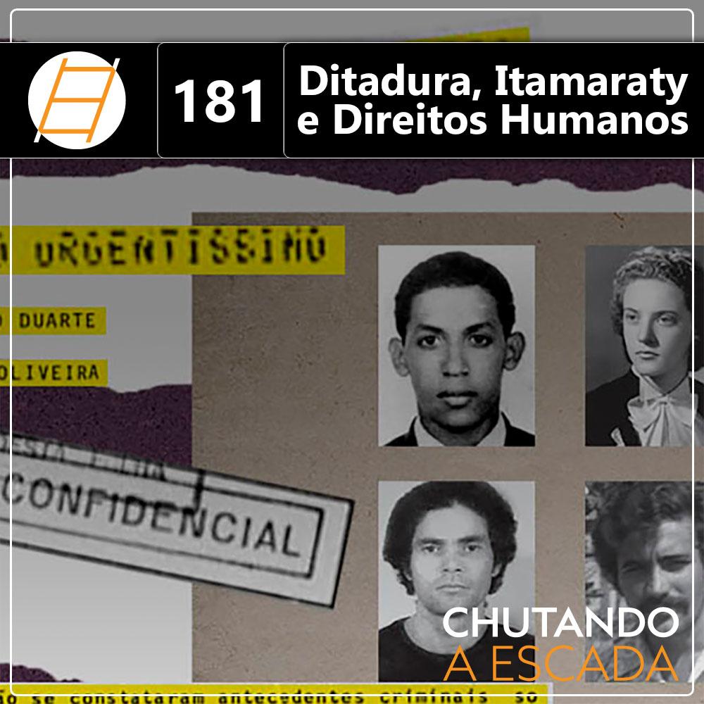 Ditadura, Itamaraty e Direitos Humanos