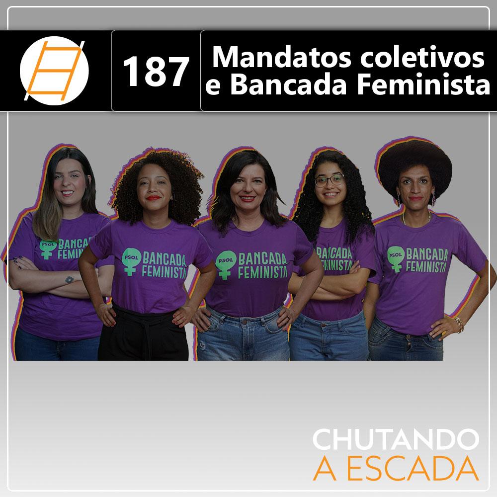 Mandatos coletivos e Bancada Feminista